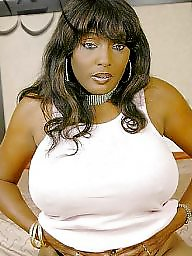 Ebony, Ebony babe, Champagne, Big ebony
