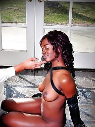 Slave, Black, Slaves, Ebony milfs