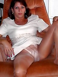 Smoking, Smoke, Mature amateur, Smoking mature, Mature smoking