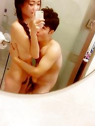 Chinese, Couples, Couple, Nude, Asian teen, Couple amateur