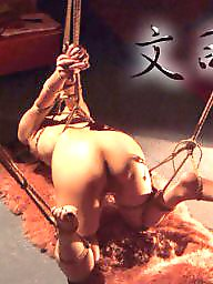 Nude, Tied, Asian nude, Rope