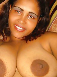 Ebony, Nipples, Nipple