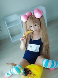 Cartoon, Cartoons, Cosplay, Teen cartoon, Asian cartoon, Asian teens