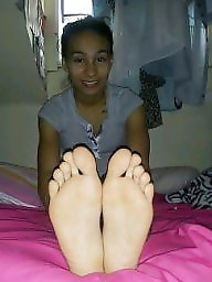 Socks, Teen feet, Open, Foot