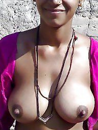 Indian, Indian boobs, Big nipples, Indians, Nipple, Big indian