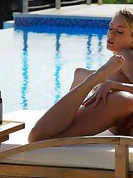 Beach, Nude beach, Sun, Voyeur beach, Nudity, Beach voyeur