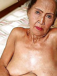 Granny, Asian granny, Asian mature, Old granny, Grannies, Old mature