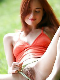 Redhead, Hairy redheads, Hairy redhead, Cherry