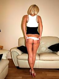 Upskirt, Mature upskirt, Upskirt mature, Couch, Mature upskirts