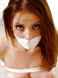 Bound, Gagging, Gagged, Bounded