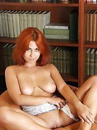 Redhead, Teen tits