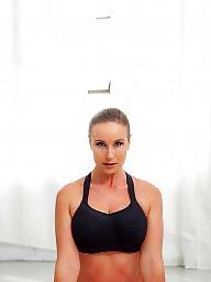 Milf, Yoga, Tits