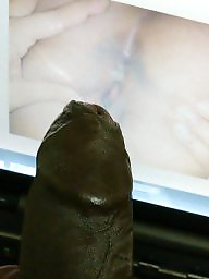 Cuckold, Flashing, Black cuckold, Big black