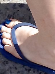 Fetish, Amateur feet, Sandals, Barefoot