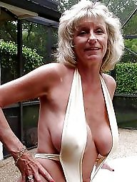 German, Mature big boobs, German mature, Mature german