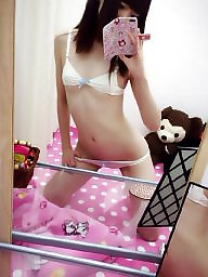 Japanese, Student, Asian amateur, Goddess, Amateur lingerie