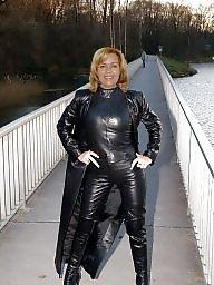 Leather, Coat