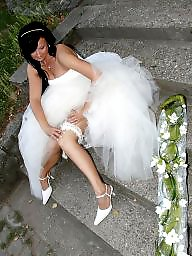 Bride, Nylon feet, Nylon, Feet, Socks, Nylons
