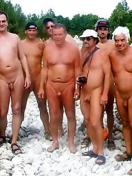 Nudist, Nudists, Public nudity
