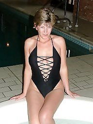 Uk mature, Mature stocking, Jacuzzi, Mature uk