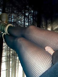 Nylon, Nylons, Forest, Amateurs, Amateur stocking, Amateur nylon