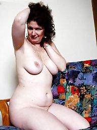 Brunette mature