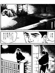 Comic, Comics, Boys, Japanese cartoon, Boy cartoon, Asians