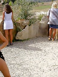 Nudist, Outdoor, Voyeur, Nudists, Hidden cam, Outdoors
