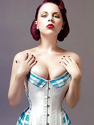 Corset, Celebrities