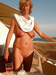 Nudist, Mature nudist, Mature big tits, Nudists, Mature wife, Big