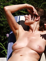 Mature, French, Amateur milf, Mature wife, French mature