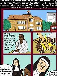 Interracial cartoon, Interracial cartoons, Bbc, Nurse, Bbc cartoon, White ass