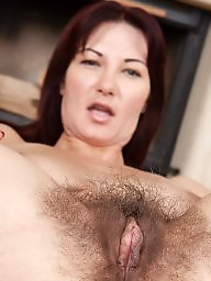 Hairy milf, Pretty