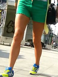Spy, Shorts, Short, Romanian, Leg, Leggings
