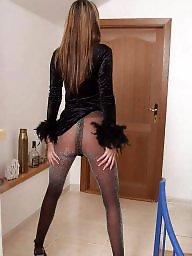 Upskirt, Leg, Legs stockings, Long legs, Ladies