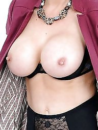 Huge tits, Nipples, Lady, Huge boobs, Mature big tits, Mature tits