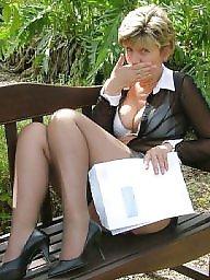 Mature stocking, Matures, Uk mature, Mature uk