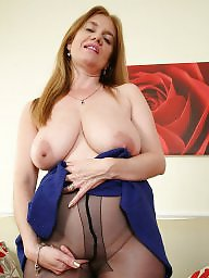 British, British mature, Mature stockings, British milf, Old mature, Mature british