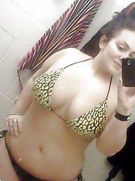 Bikini, Curvy, Beach, Bbw beach, Thick, Curvy bbw
