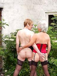Granny lesbian, Lesbian granny
