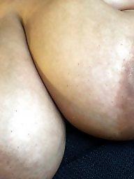 Areola, Ebony bbw, Nipple, Big nipples