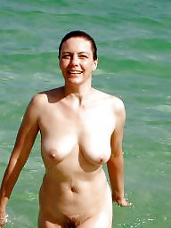 Mature beach, Mature tits, Natures, Natural, Beach mature