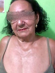 Brazilian, Mature granny, Brazilians