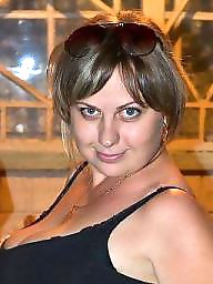 Russian, Busty russian, Russian boobs, Busty russian woman