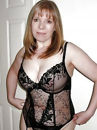Uk milf, Milf stockings