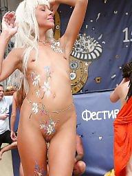 Nudist, Beach, Nudists, Paint, Nudist beach, Beach amateur