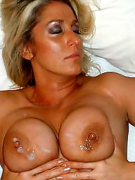 Boobs, Big mature