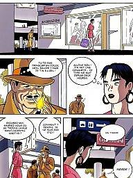 Double, Bdsm cartoons