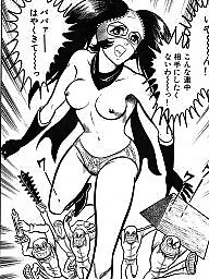Comics, Comic, Japanese cartoon, Cartoon comics, Asian cartoon