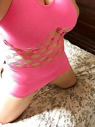 Pink, Milf boobs